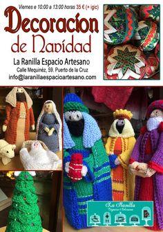 La Ranilla Espacio Artesano: Taller de Decoración de Navidad.