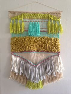 I love the symmetry in this weave by Maryanna Moodie, I am really interesing in…