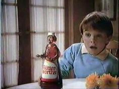 ▶ Retro Commercial - Mrs. Butterworth - YouTube