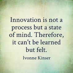 "Innovation Quotes Innovation Is Change That Unlocks New Value""  Jamie Notterthis"