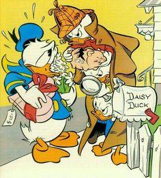 Donald & nephews