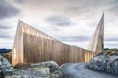 Knarvik community church road