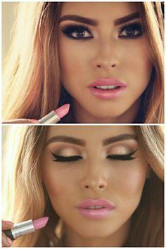 Beautiful #summer #makeup