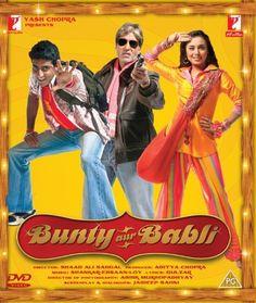 Bunty Aur Babli Bollywood DVD With English Subtitles DVD ~ Amitabh Bachchan, http://www.amazon.com/dp/B0019HJYXM/ref=cm_sw_r_pi_dp_qWlBrb13YRXQR