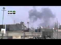 مراسلSMO  ريف دمشق :غارة جوية ثانية من الطيران الحربي استهدفت مدينة دوما...