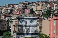 The Wrinkles of the City - Istanbul | JR - Artist