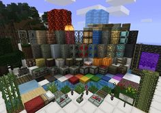 """Minecraft texture pack: """"DokuCraft The Saga Continues"""", is a continuation of a highly popular texture pack in minecraft called DokuCraft. Here is the link to the original version: http://www.minecraftforum.net/topic/207781-32x17x-dokucraft-25-free-to-use/"""