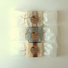 Handmade Soap-good wedding favors?