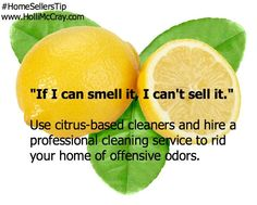 #HomeSellersTip: Making sure the house smells good is one of the small things homeowners can do help get their desired outcome from the sale  Read more: http://hollimccray.com/tips---information/view/1856 #Knoxville #RealEstate #HomeSellingTip #HomesForSale