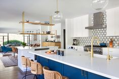 Blending Styles In This Mid-Century Remodel - Front + Main
