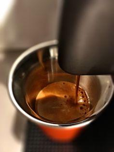 Guten Morgen…einen sonnigen Samstag wünsche ich euch mit einem #Arpeggio #Kaffee von @Nespresso #whatelse
