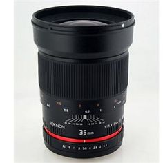 Rokinon 35mm F/1.4: a new wide angle lens perfect for photographers looking for high contrast