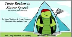 Tarby Rockets to Slower Speech- free book