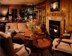 Tom Selleck's Home