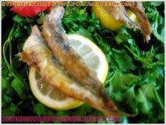 ΓΑΥΡΟΣ ΣΤΟ ΦΟΥΡΝΟ ΣΑΝ ΤΗΓΑΝΗΤΟΣ!!! - Νόστιμες συνταγές της Γωγώς! Greek Recipes, Fish Recipes, Greece Food, Fish And Seafood, Food Dishes, Cucumber, Deserts, Cooking Recipes, Yummy Food