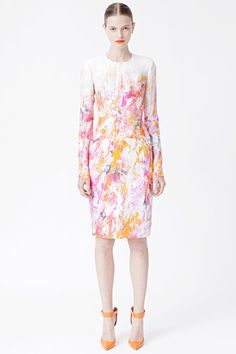 Monique Lhuillier Resort 2013 Womenswear