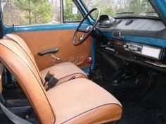 1967 Fiat 850