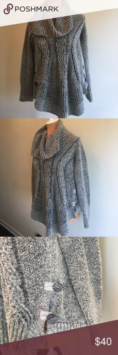 Angel of the North Anthropologie Cowl Neck Sweater In great pre-owned condition. No rips, stains, or pilling. No trades or try ons. Smoke free, dog friendly home. Reasonable offers only. Please specify measurements if you would like them. Anthropologie Sweaters Cowl & Turtlenecks