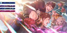 Rex and Malos (Xenoblade Chronicles 2)