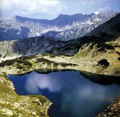 Bulgaria, the lakes in Rila mountain