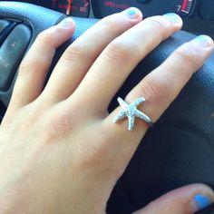 Starfish ring :)