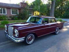 Motori: #Proven #Driver #Fintail: 1966 Mercedes Benz 230S (link: http://ift.tt/28vuXPK )