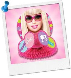Party Favor Ideas    Barbie Party Favors  Thank guests for coming to your Barbie birthday party by filling smallpurses or pink lunch boxes with favors like:        * Barbie stickers        * Pencils        * Temporary tattoos        * Pink feather boas        * Barrettes and other hair accessories        * Makeup and nail polish        * Bubble bath        * Pink bubble gum        * Barbie tiaras        * Sunglasses        * Barbie clothes and accessories