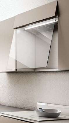 Elica Tao integrated range hood | Appliancist