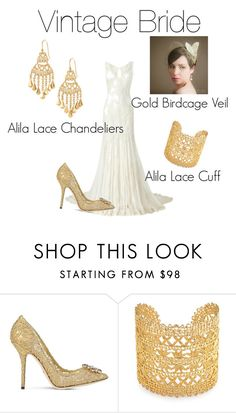 """""""Untitled #47"""" by cassandra-silvestro-matejka on Polyvore featuring Dolce&Gabbana and Stella & Dot"""