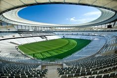 Green Point Stadium by Nowy Styl Durban South Africa, Cape Town South Africa, Great Places, Places To See, Amazing Places, Dream City, Rest Of The World, Scenery, Football Design