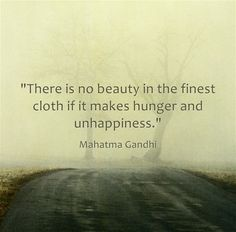 Ethical Fashion #quotes