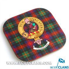 MacLennnan Clan Cres