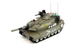 "NATO ""Devil"" Main Battle Tank"