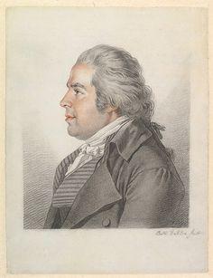 """""""Portrait of Giovanni Antonio Santarelli"""", Giovanni Battista Dell'Era,, ca. 1790; MMA 2012.350"""