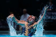 FINA World Championships: Synchronized Swimming - Pictures