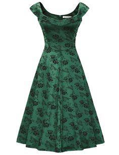 76cc7ea75163b8 MUXXN Womens Scoop Neck Off Shoulder Cocktail Dress(XL,Color Blue): Size  Information/b br br S:/b br br M:/b br br L:/b br br XL:/b br br