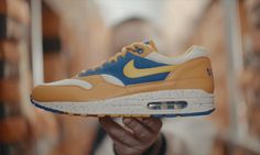 """The iconic Air Max sneaker has been paid a beautiful homage by Nike as they released this video entitles """"Master of Air"""" in the days leading up to their convention for the shoes."""