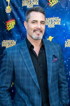 Actor Victor Webster attends the 42nd Annual Saturn Awards at The Castaway on June 22 2016 in Burbank California