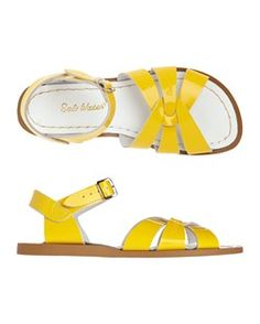 Women's hand made leather shoes from Northamptonshire. Hand made jute slip-on shoes. Classic canvas tennis shoes and plimsolls. Yellow Sandals, Yellow Shoes, Suede Shoes, Leather Sandals, Women's Shoes, Flat Shoes, Flat Sandals, Leather Chelsea Boots, Leather Buckle