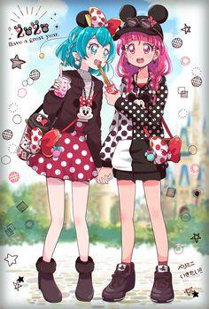Futari Wa Pretty Cure, Cute Little Drawings, Cute Stars, Glitter Force, Disney Merchandise, Pretty And Cute, Anime Ships, Magical Girl, Twinkle Twinkle