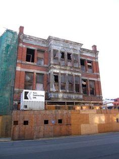 Historic Janion Building (under redevelopment)