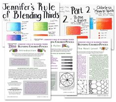 """How to Blend Colored Pencils. See my """"Rule of Blending Thirds"""" to learn how to get beautiful blends with every brand of colored pencil–including Prismacolor, Polychromos, Color-It and even Crayolas!"""