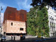 La Caixa Forum di Herzog e De Meuron a Madrid si è confermata una
