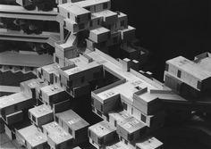 AD Classics: Habitat 67,© (2001) Canadian Architecture Collection, McGill University