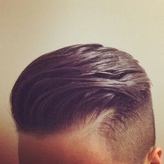 High and tight.