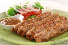 Receita de Kafta de frango em receitas de aves, veja essa e outras receitas aqui!
