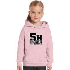 5H Fifth Harmony Kids Hoodie