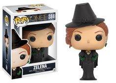 Pop! TV: Once Upon A Time More Storybrooke residents for your Pop! collection! Get Belle, Regina the evil queen, Hook, or Zelena the Wicked Witch of the West! Regina comes with a fireball, and Hook with the mighty Excalibur! Collect them this fall!    Coming in October!