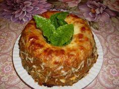 Ukusan kolač od mlevenog mesa