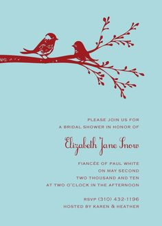 20 Invitations & Save the Dates Available to Print & Download for Free!